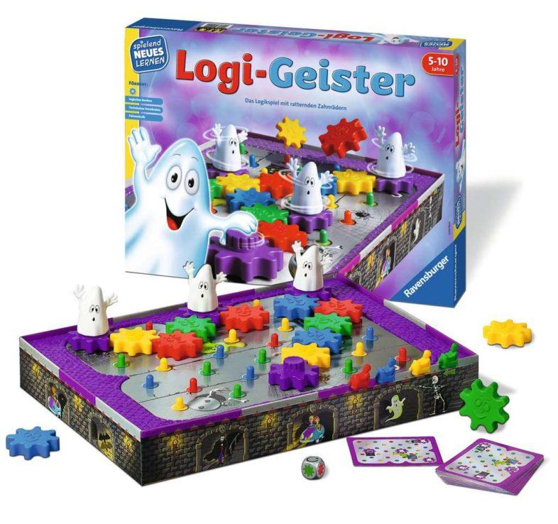 Logi-Geister Zubehör
