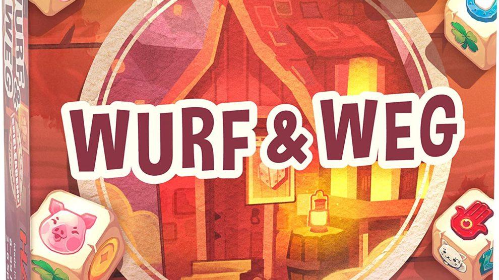 Wurf & Weg Bild