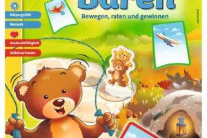 Die Bewegungs-Bären Bild