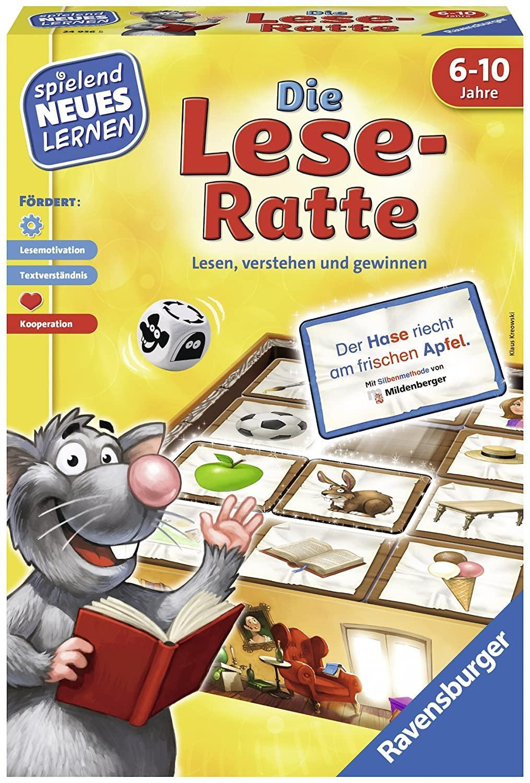 Die Lese Ratte Bild