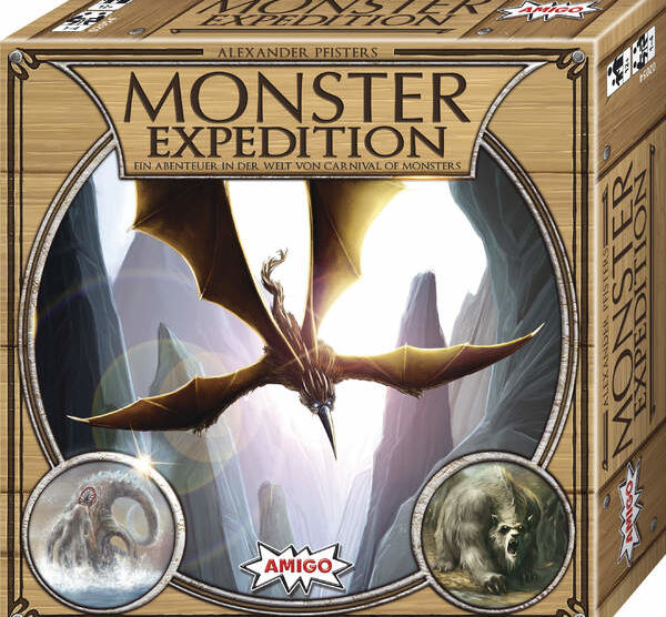 Monster Expedition Bild