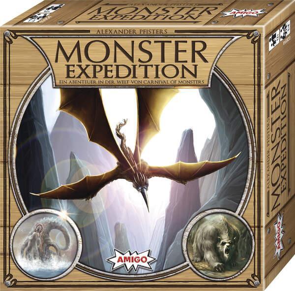 Monster Expedition Bild