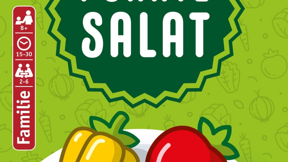 Punkte Salat Bild