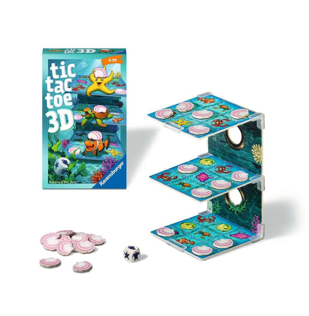 Tic Tac Toe 3D Zubehör