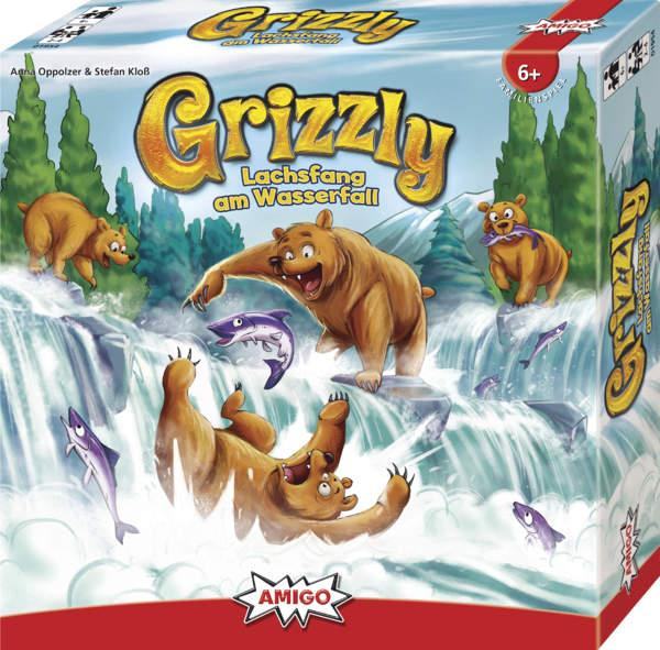 Grizzly Bild