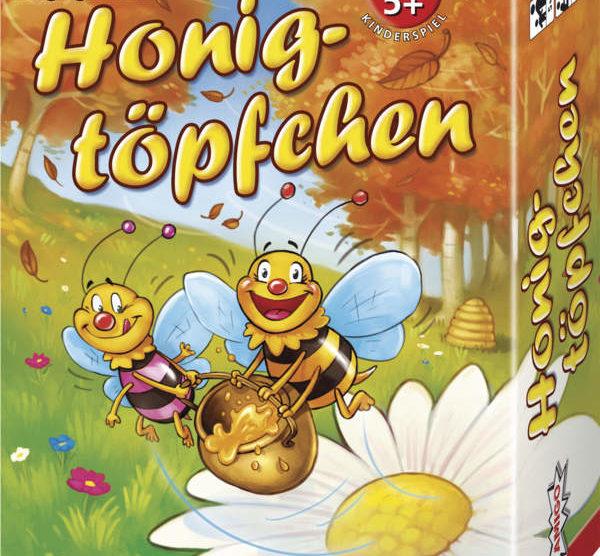 Honigtöpfchen Bild