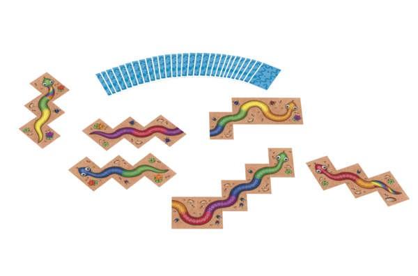 Regenbogenschlange Zubehör
