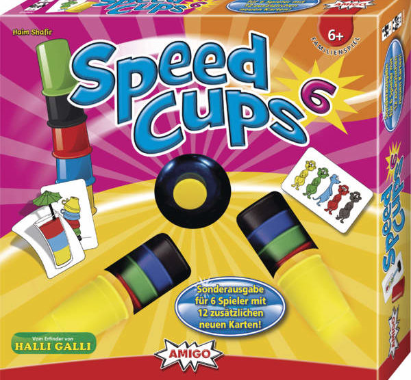 Speed Cups Bild