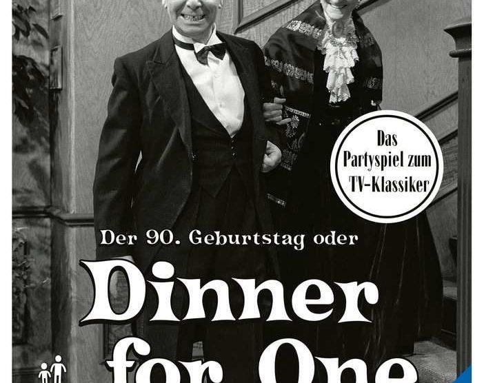 Dinner for One Bild