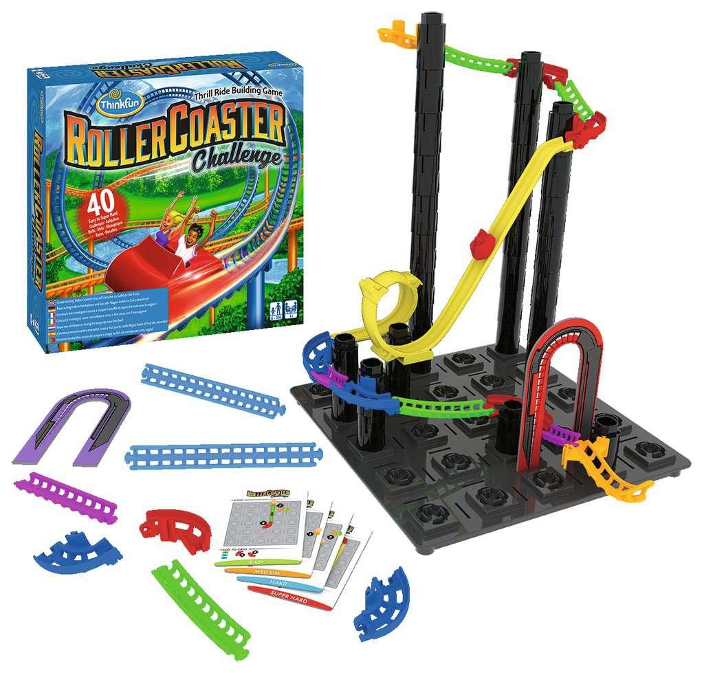 Roller Coaster Challenge Zubehör