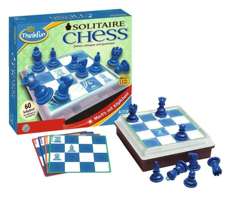 Solitaire Chess Zubehör