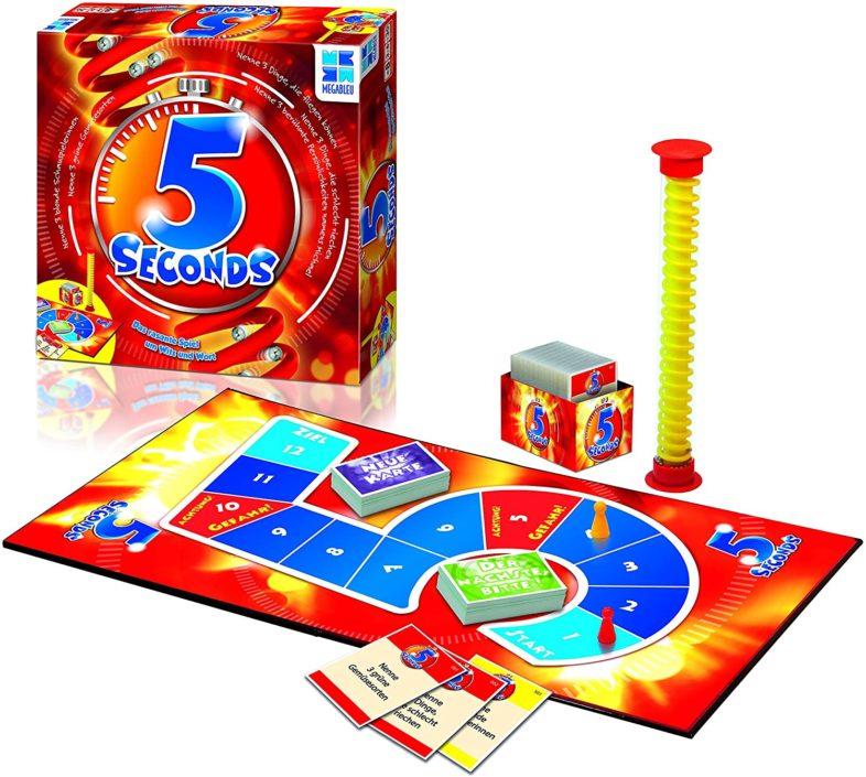 5 Seconds Zubehör