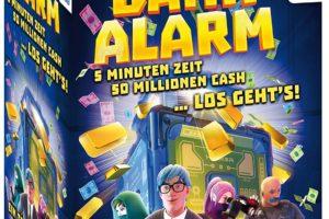 Bank Alarm Bild