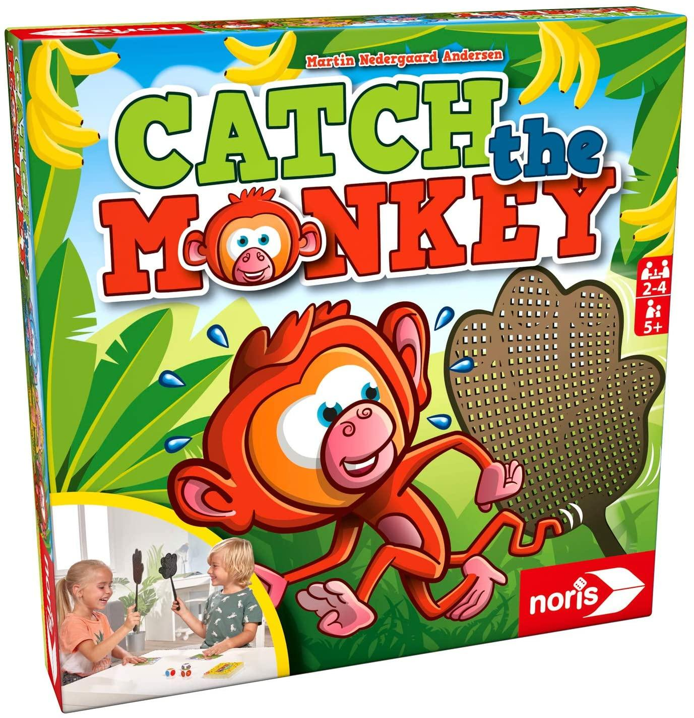 Catch the Monkey Bild