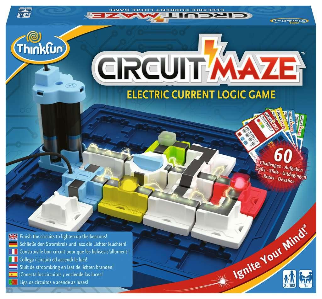 Circuit Maze Bild