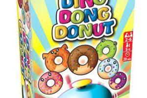 Ding Dong Donut Bild