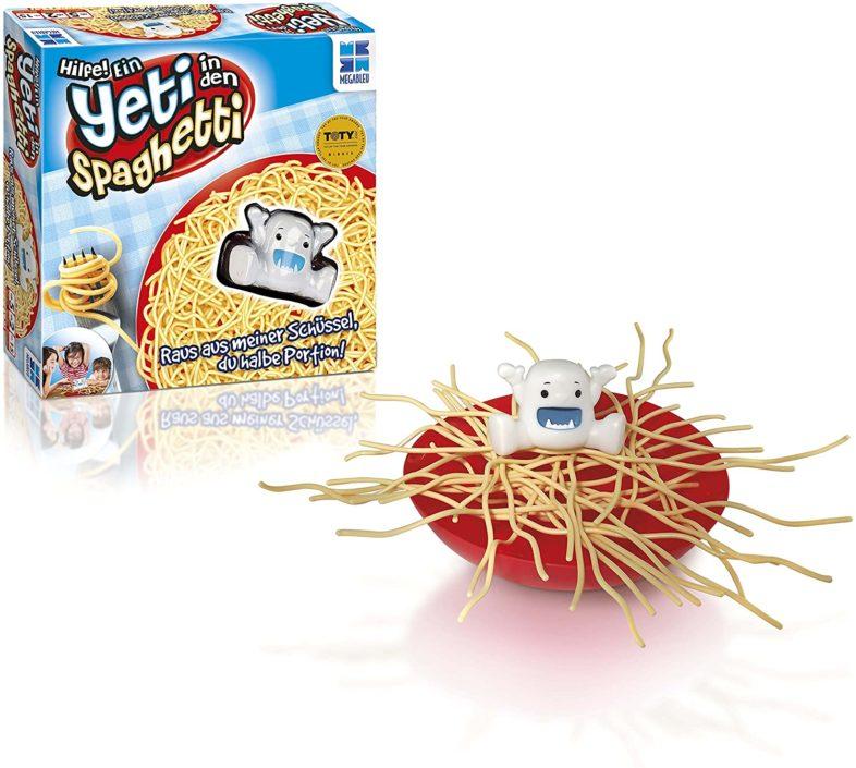Hilfe! Ein Yeti in den Spaghetti Zubehör
