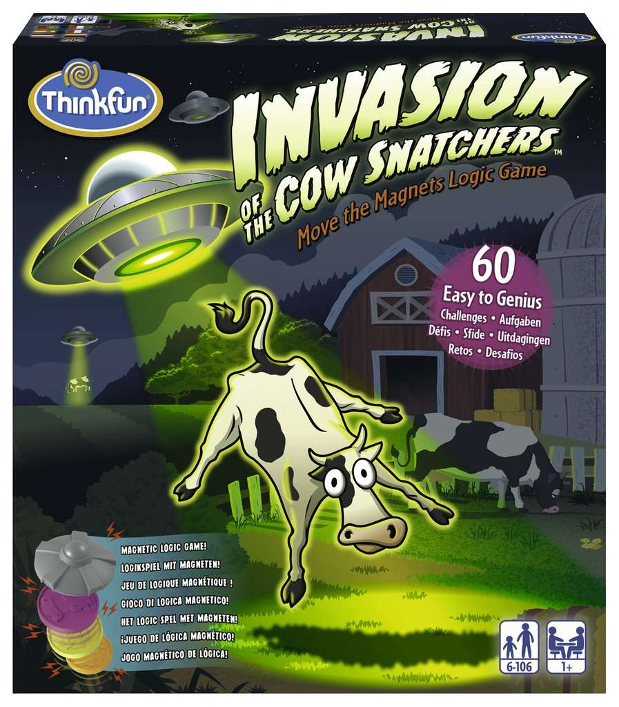 Invasion of the Cow Snatchers Bild