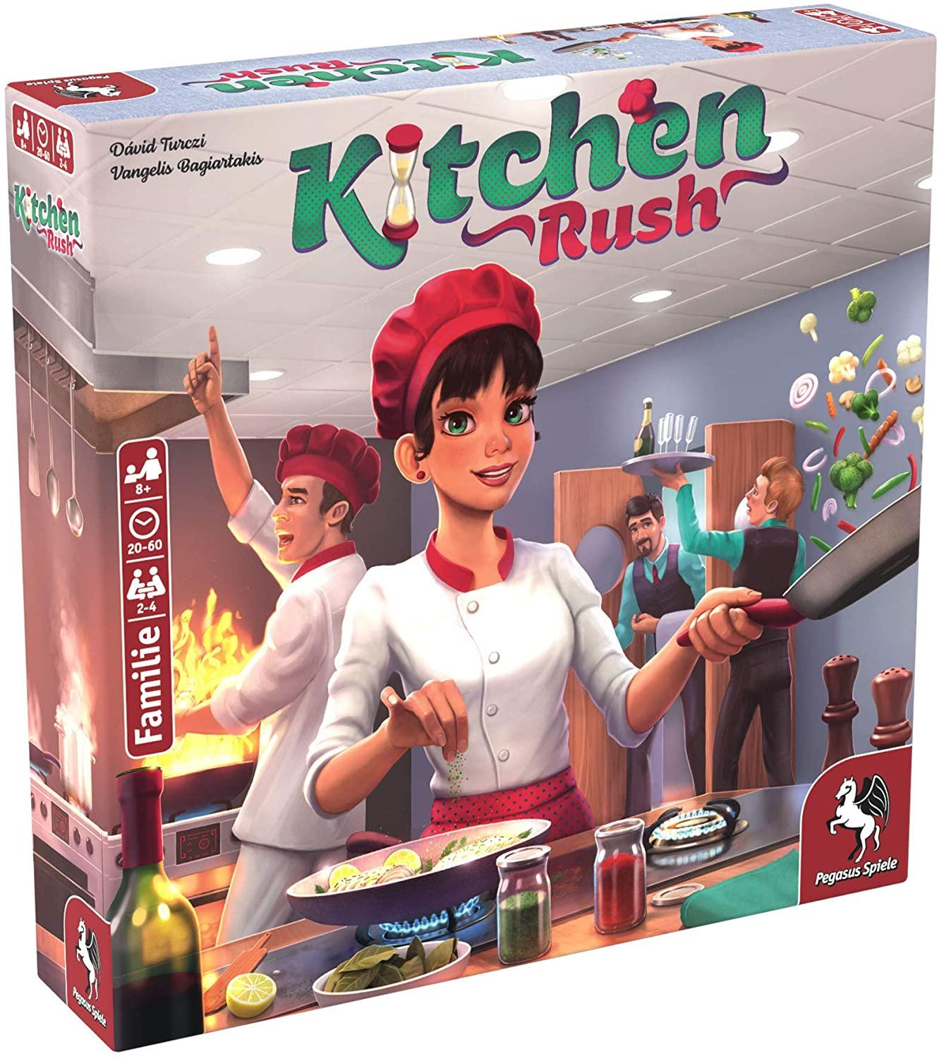 Kitchen Rush Bild