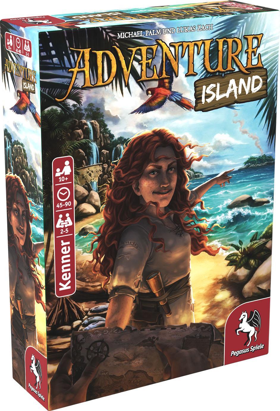 Adventure Island Bild