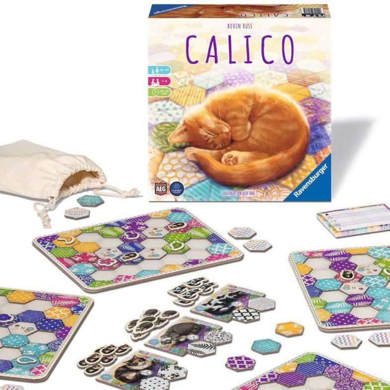 Calico Zubehör