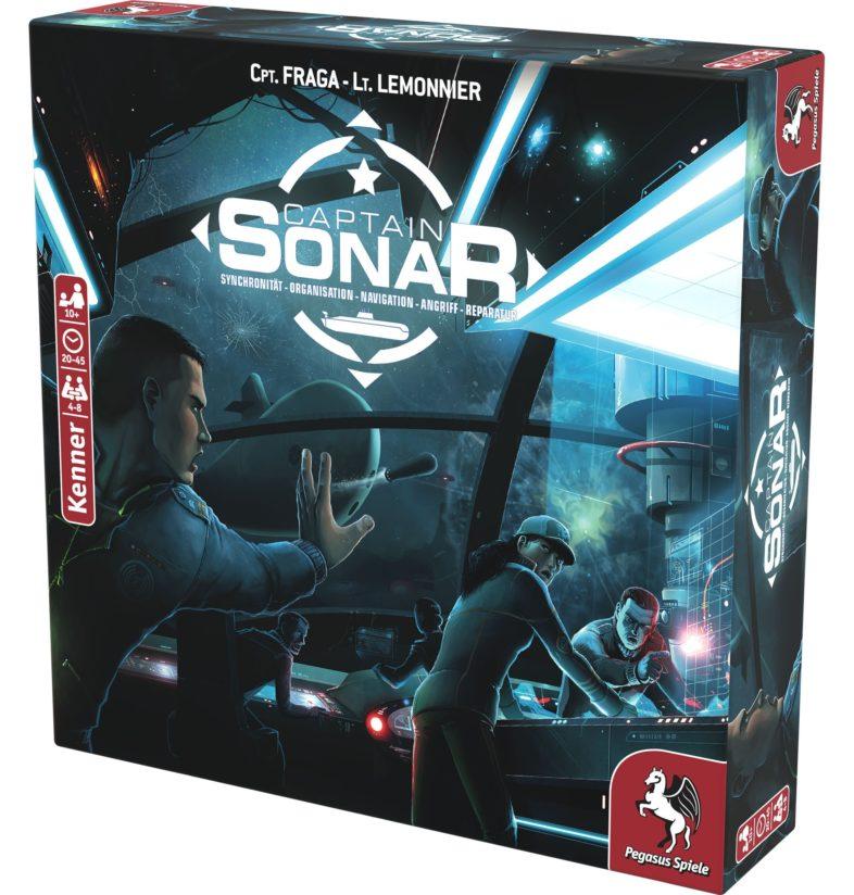 Captain Sonar Bild