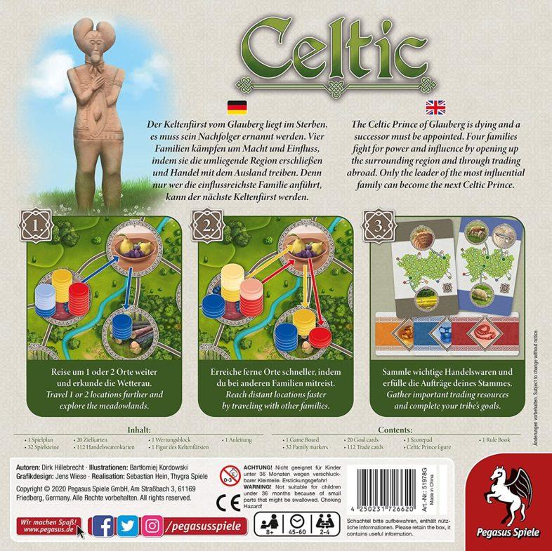 Celtic Zubehör