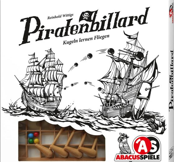 Piratenbilliard Bild