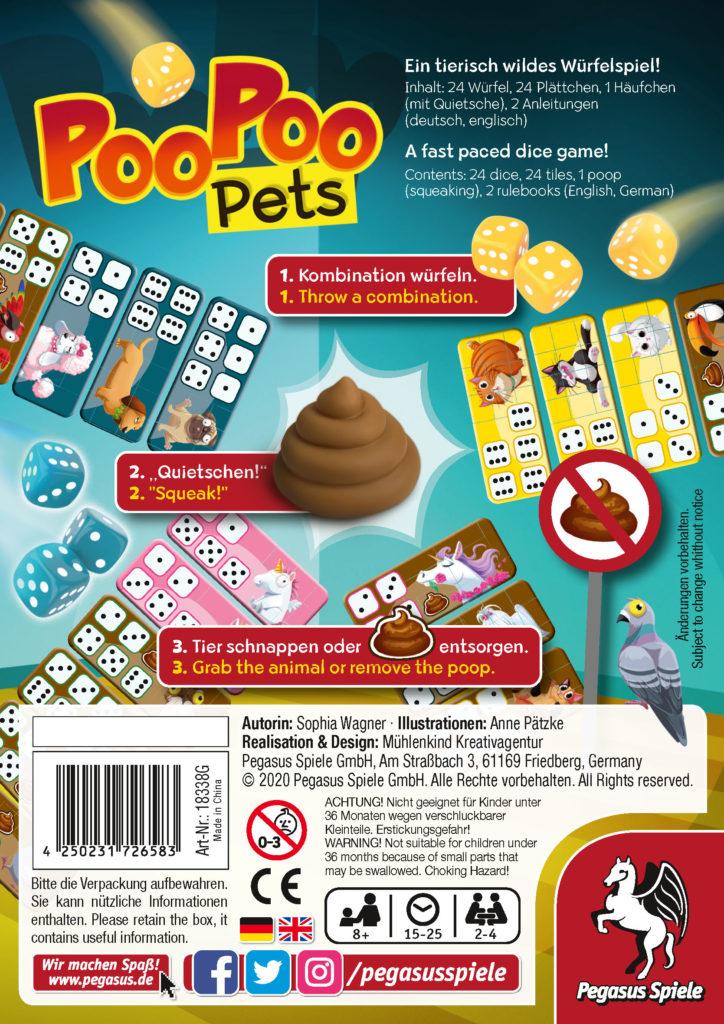 Poo Poo Pets Zubehör