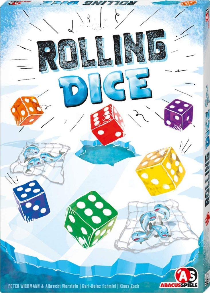 Rolling Dice Bild
