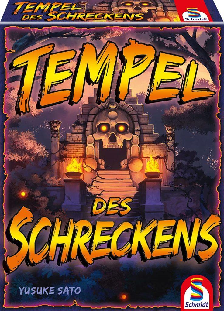 Tempel des Schreckens Bild