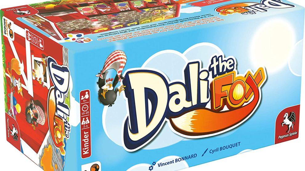Dali the Fox Bild