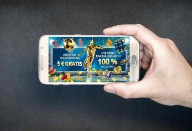 beste online casinos smartphone