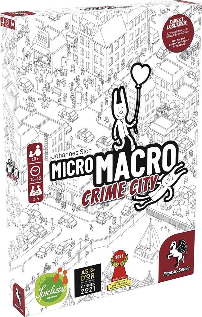 MicroMacro Crime City Bild