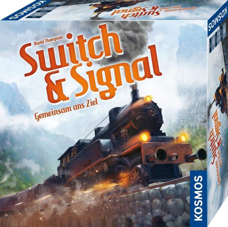 Switch und Signal Bild