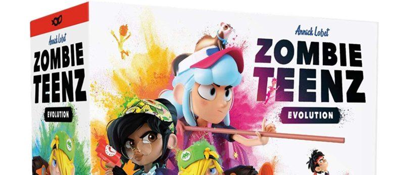 Zombie Teenz Bild
