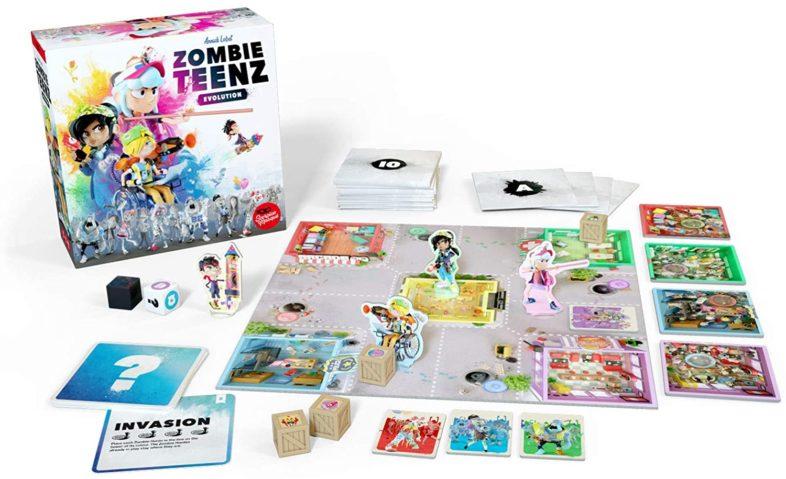 Zombie Teenz Zubehör