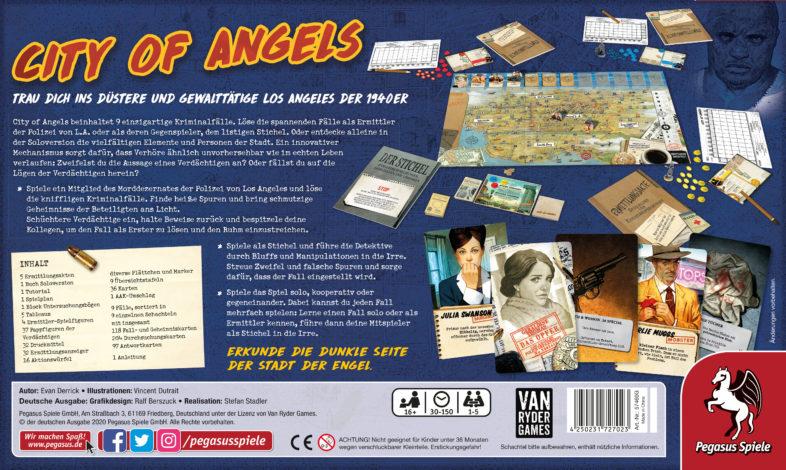 City of Angels Zubehör