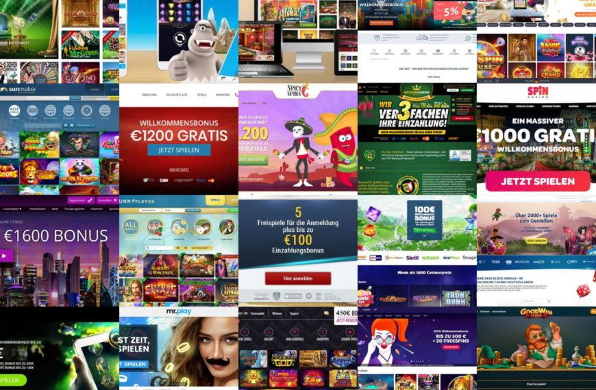 Online Casinos ohne 1€ Limit – Gibt es diese noch?