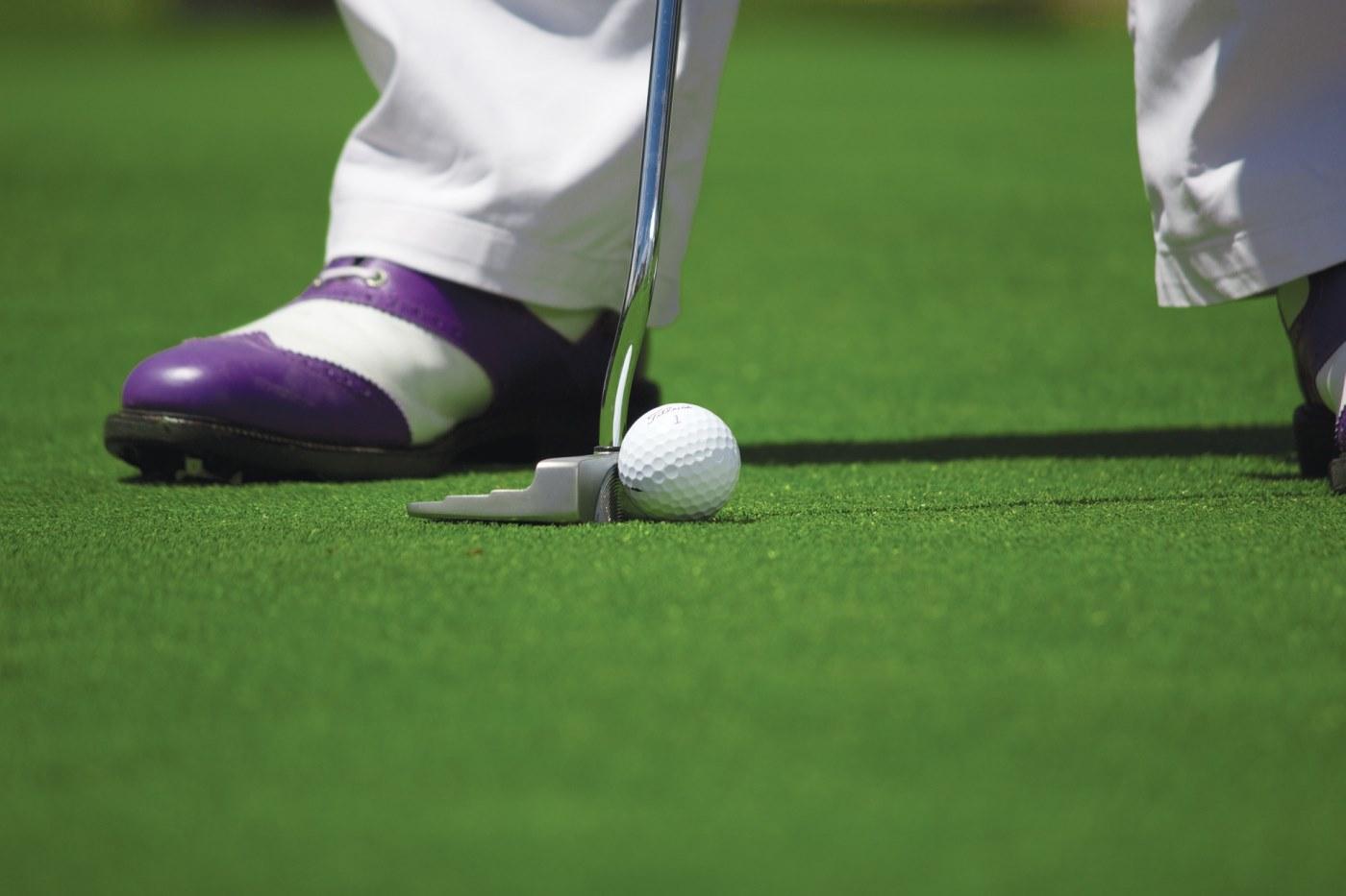 Regeln Golf
