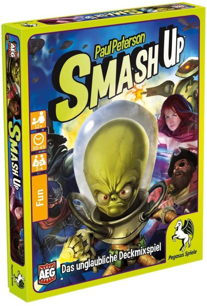 Smash Up Bild